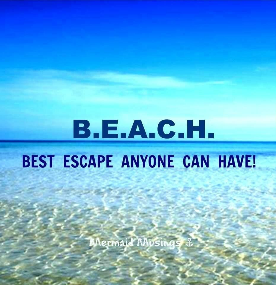 Everyone Needs To Escape The Beach Once In Awhile Did You Plan Your