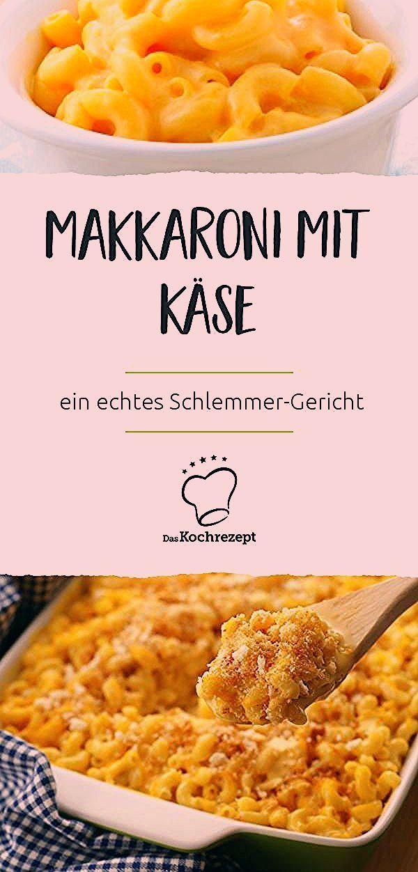 Photo of Käse in und auf der Pasta – diese Makkaroni mit Käse gehen einfac
