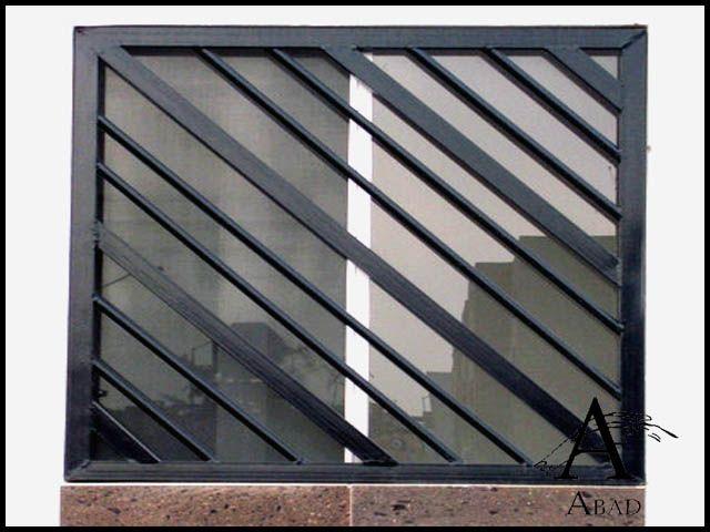 las rejas modernas para ventanas ofrecen un estilo mas vanguardista a su vivienda estn fabricadas