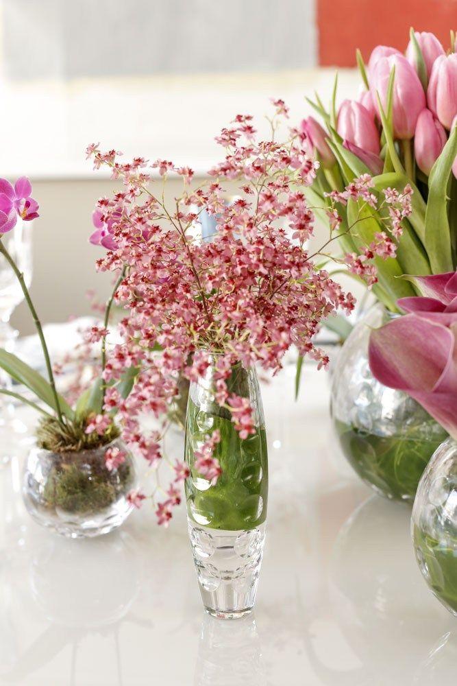 Um Bar Cart Perfeito Para Ter Em Casa Arranjos De Flores Tropicais