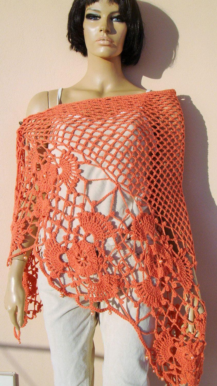 Summer Shawl Find Your World Silk Mohair Shawlette Allfreecrochetcom Handmade Crochet Triangle C Lace