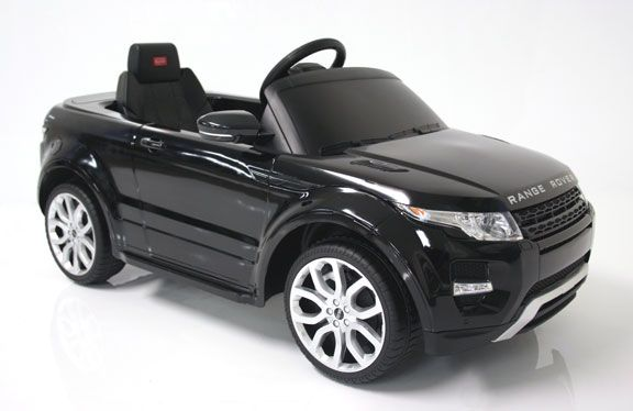 kids electric car range rover evoque black range rover evoque black electric battery features limited period sale price in stock now free next day