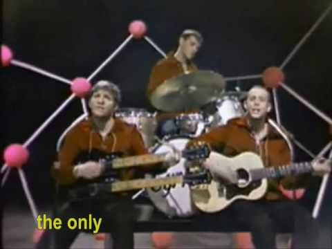"""Red Rubber Ball"""" [co-written by Paul Simon and Bruce Woodley"""