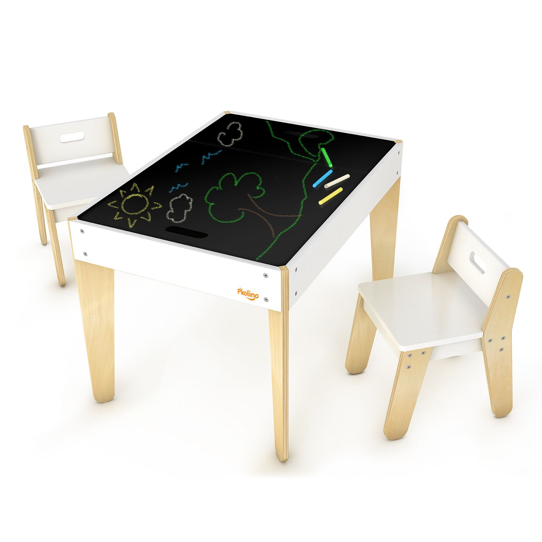 Chalk Board Mode Pkolino Modern Toddler Table And