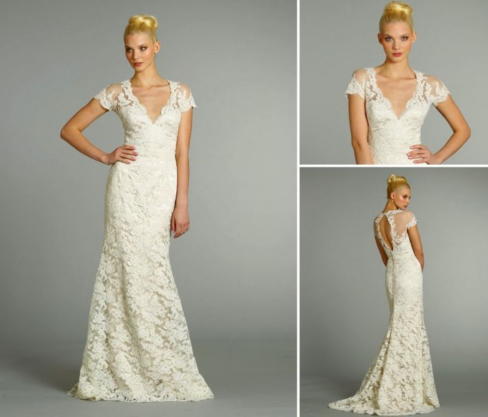 15 Wedding Dresses for a Traditional Ceremony | Wedding dress, Lace ...
