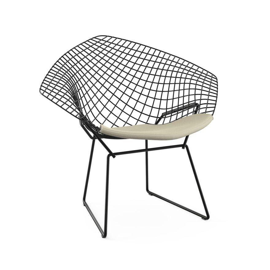 Bertoia Diamond Chair Mobilier De Salon Fauteuil Et Mobilier