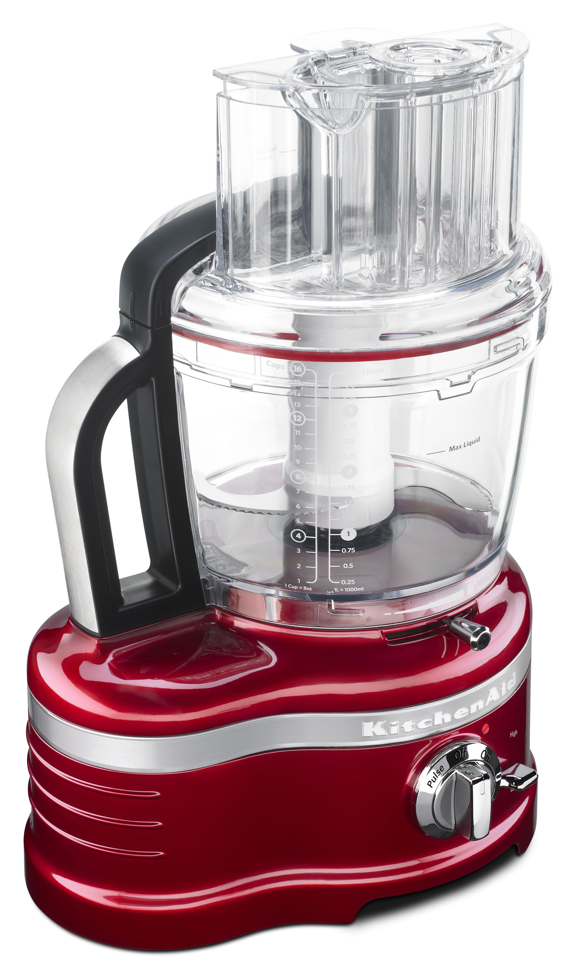 Kitchenaid S Proline 16 Cup Food Processor With Commercial Style Dicing Is It Worth It Review Kitchenaid Food Processor Kitchenaid Artisan Food Processor Food Processor Recipes