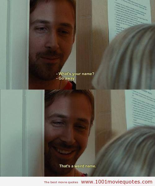 Blue Valentine 2010  1001 Movie Quotes  Movie Quotes -6731