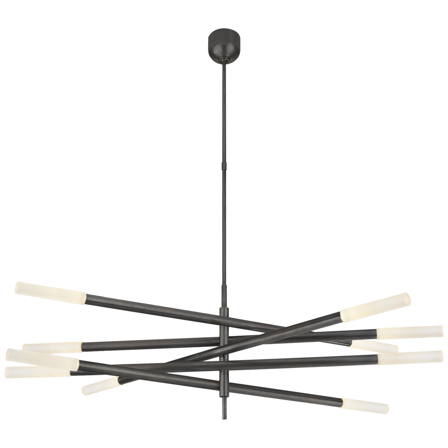 Rousseau Grande Ten Light Articulating Chandelier