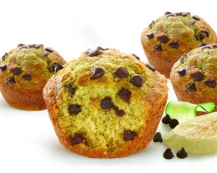 Muffin Crave with Garden Lites Veggie Muffins