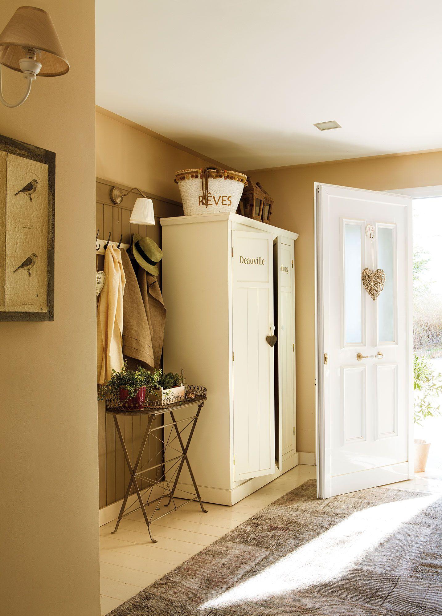 Nos descalzamos armarios pinterest casas armarios recibidor y casas r sticas - Armarios empotrados para entradas ...