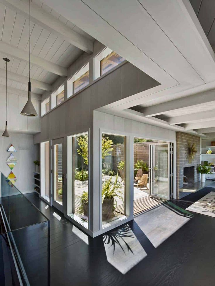Stunning mid-century modern home renovation in Berkeley Hills