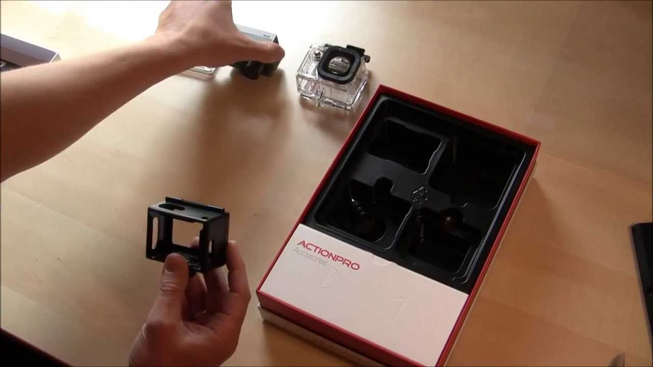http://actioncam-freestyle.de/actionpro-x7-unboxing-und-standardlieferumfang/  Ein kleines Unboxing der Actionpro X7 Actioncam bzw. Helmkamera. Lasst euch zeigen, welches Zubehör zum Standard gehört.