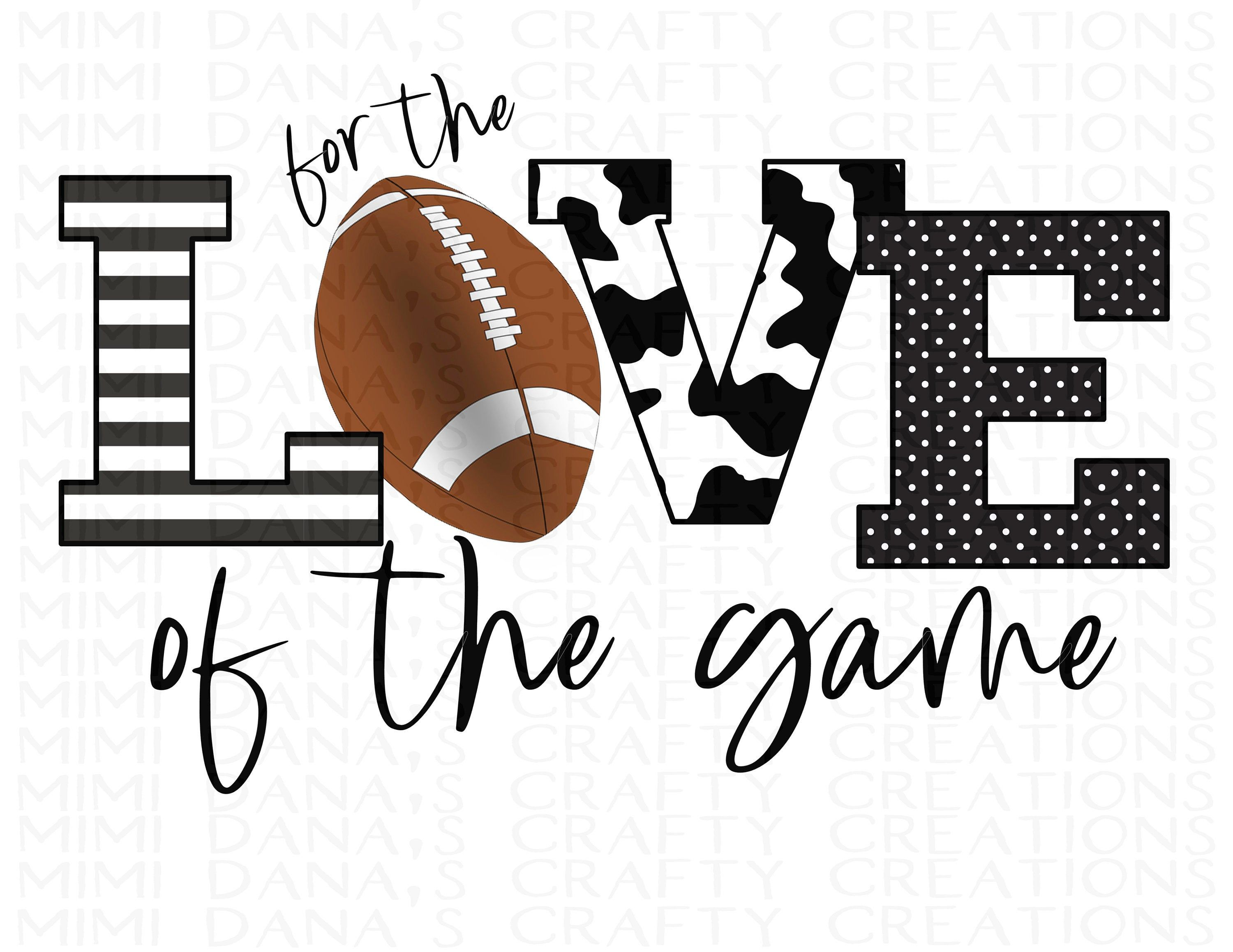 Download For the Love of the Game Cow Print Transfer Clipart ...