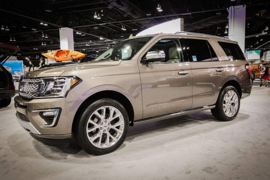 The Best Full Size Suvs For 2018 Check Ford Expedition New Cars Real Pictures
