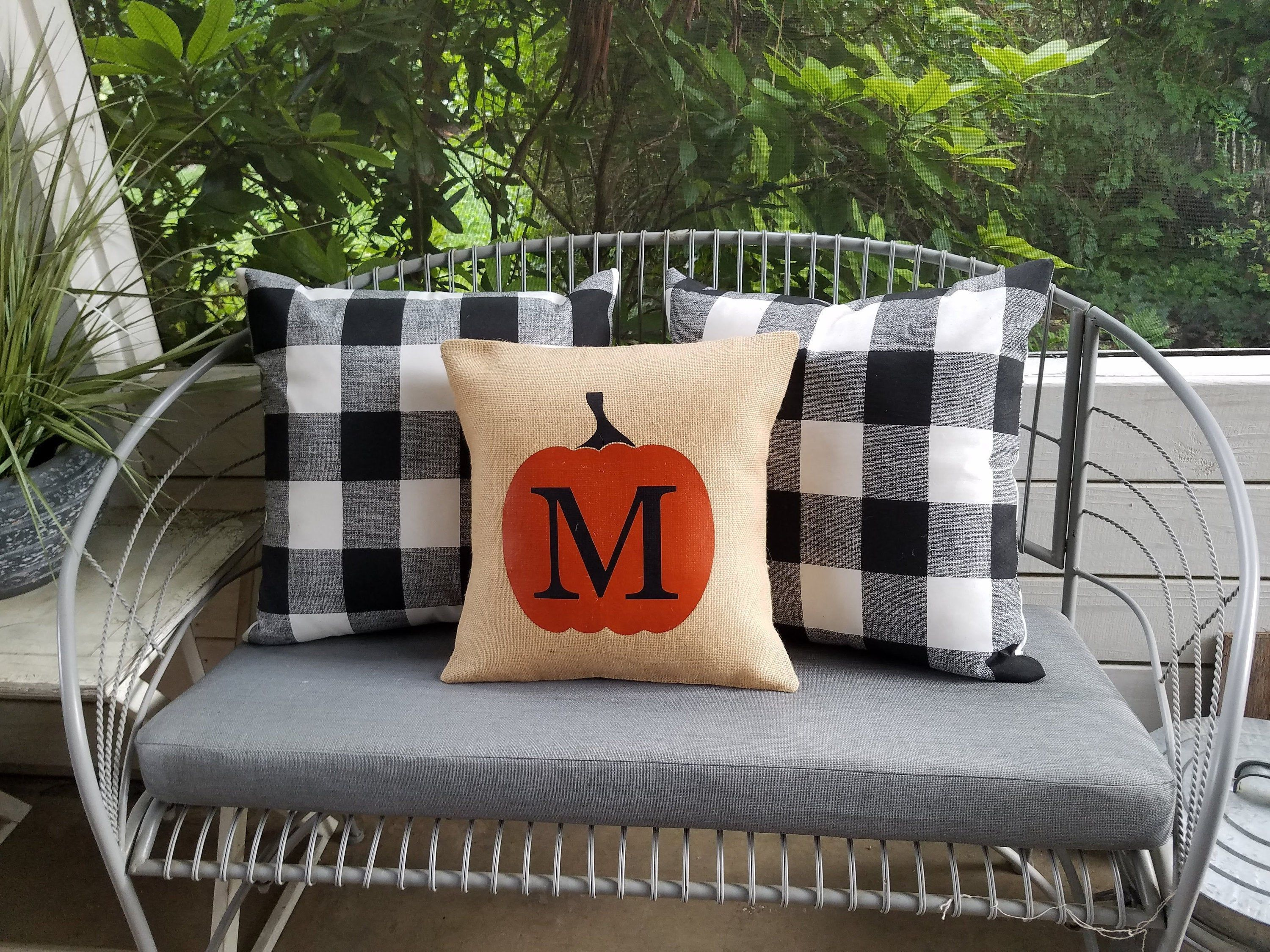 Pin on Outdoor Pillows   Modern and Rustic