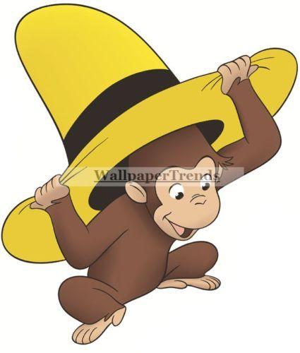 9-Curious-George-PBS-Kids-Monkey-Wall-Decal-Sticker-Nursery-Kids ...