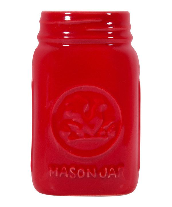 Look at this Red Rooster Mason Jar on #zulily today!