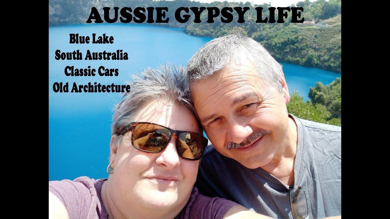 Blue Lake I South Australia I Classic Cars I Old Architecture I Aussie Gypsy Life