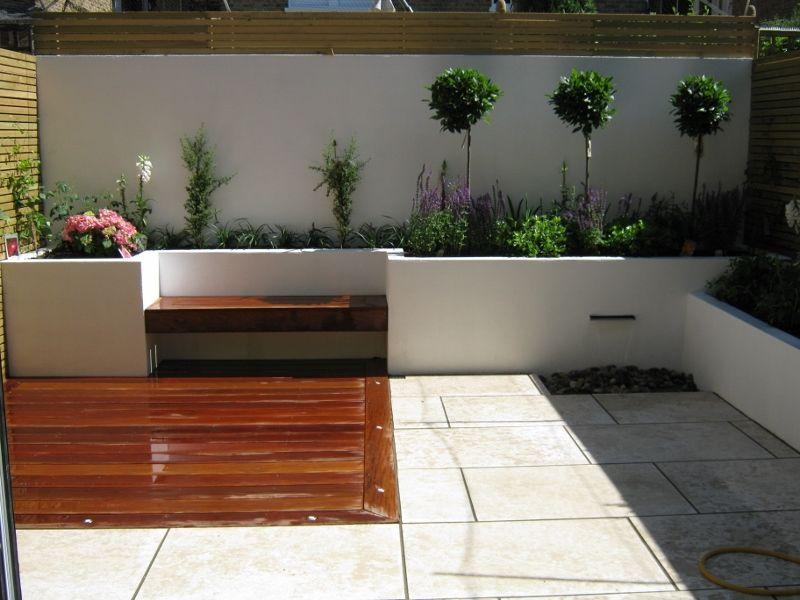 Broxash Road Sw11 Garden Gurus Creative Landscape Construction Outdoor Gardens Design Back Garden Design Patio Garden Design