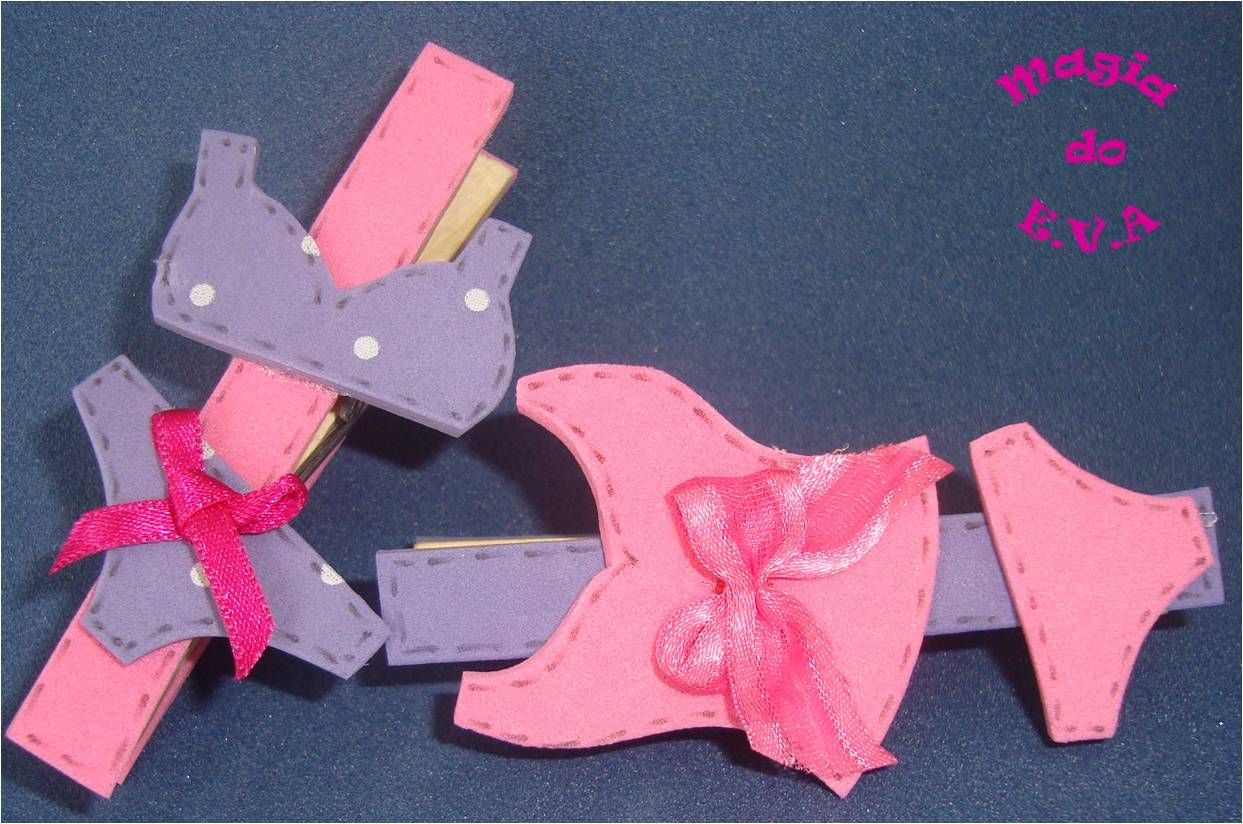 2ede81b9e0 Magia do eva: Lembrancinhas Chá de Lingerie   Datas especiais   Lily ...