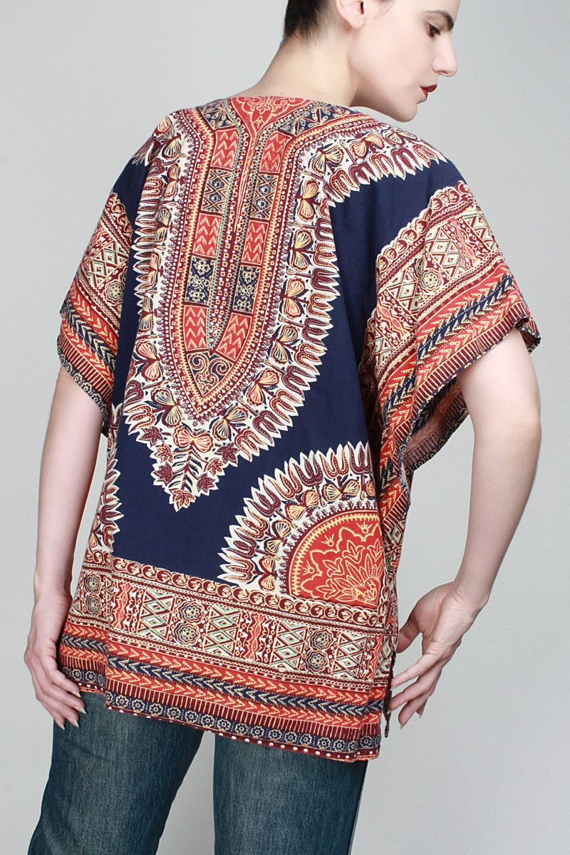 1970s Truth And Soul Tunic