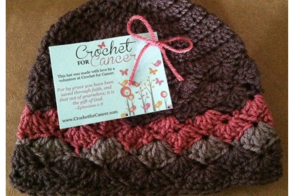 Crochet for Cancer be7ea0cbabb