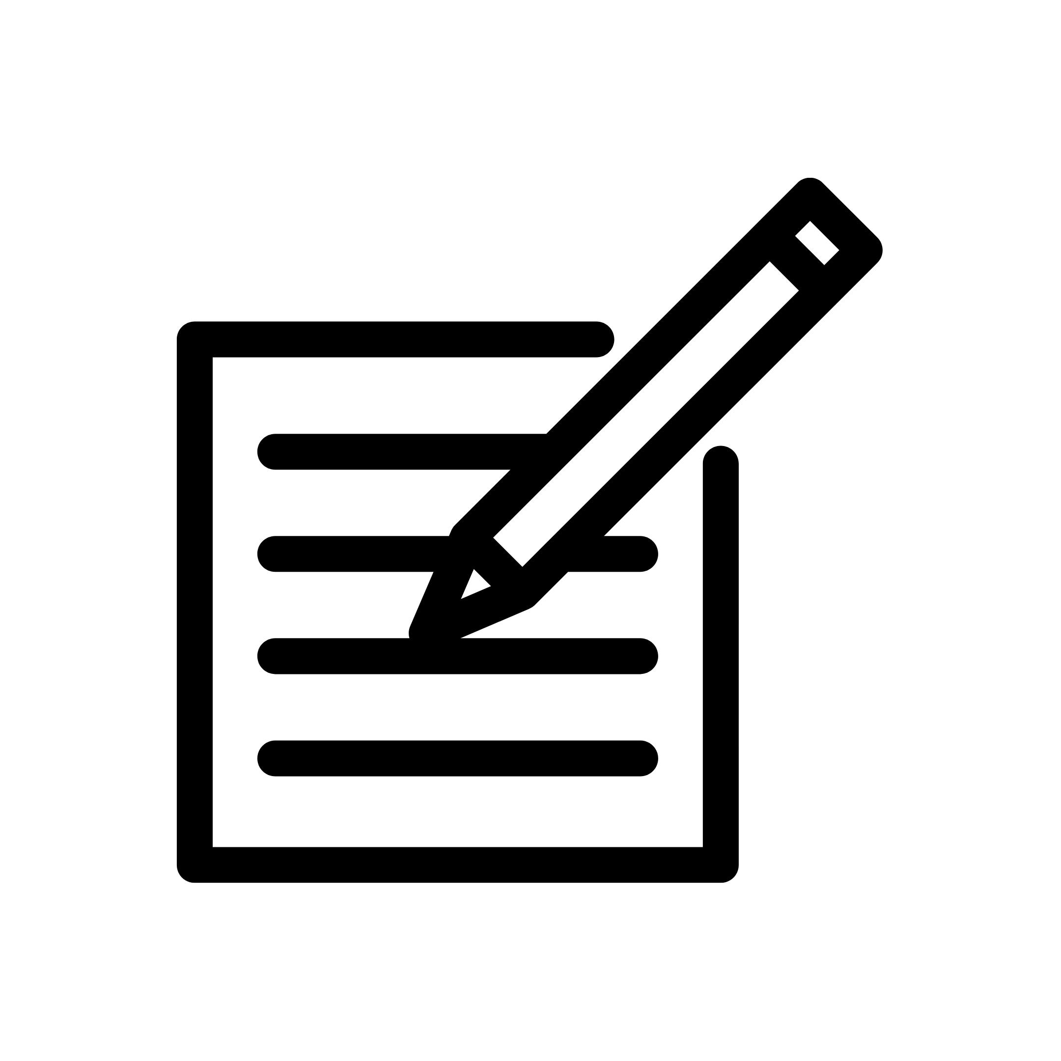 Minimal White Notes App Icon Iphone Wallpaper App Black Apple