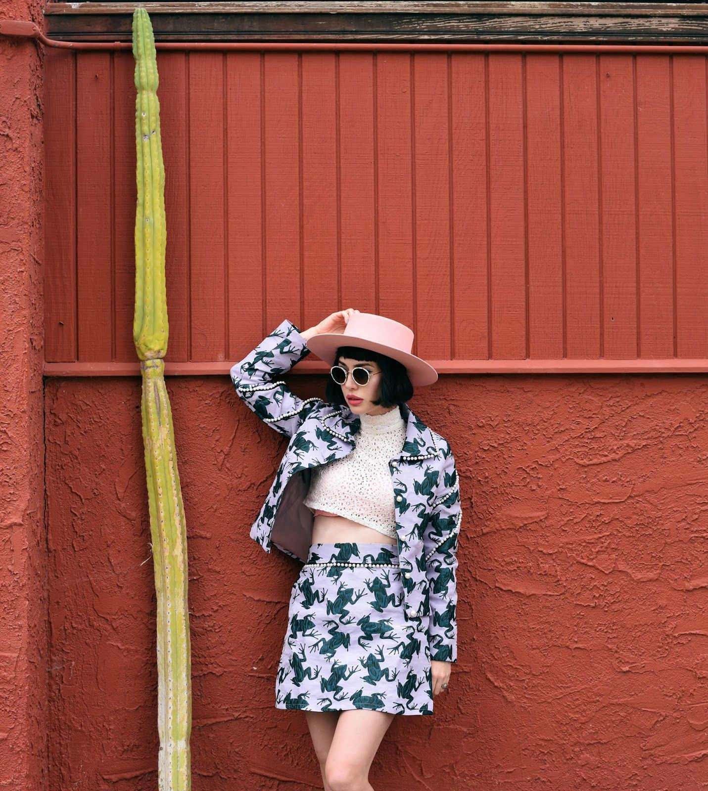 A Fashion Nerd: Western Cactuses // (With images