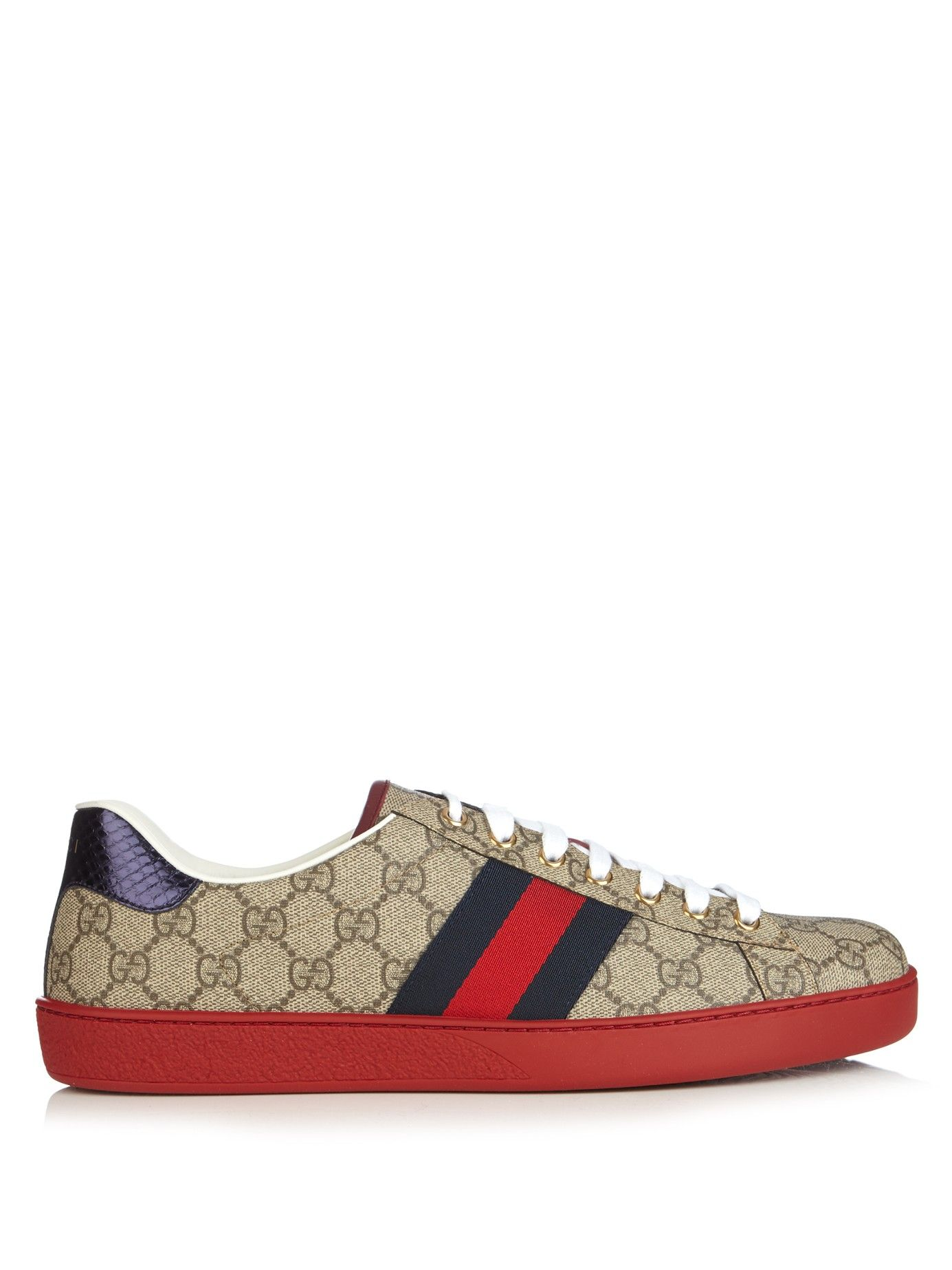 289bbc4da40 Ace GG Supreme low-top trainers