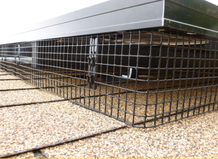 Solar Bird Netting Pesky Birds Wreak Serious Havoc On Your System If You Have Perimeter Panels When They Roost Under Your Solar Bird Netting Solar Companies