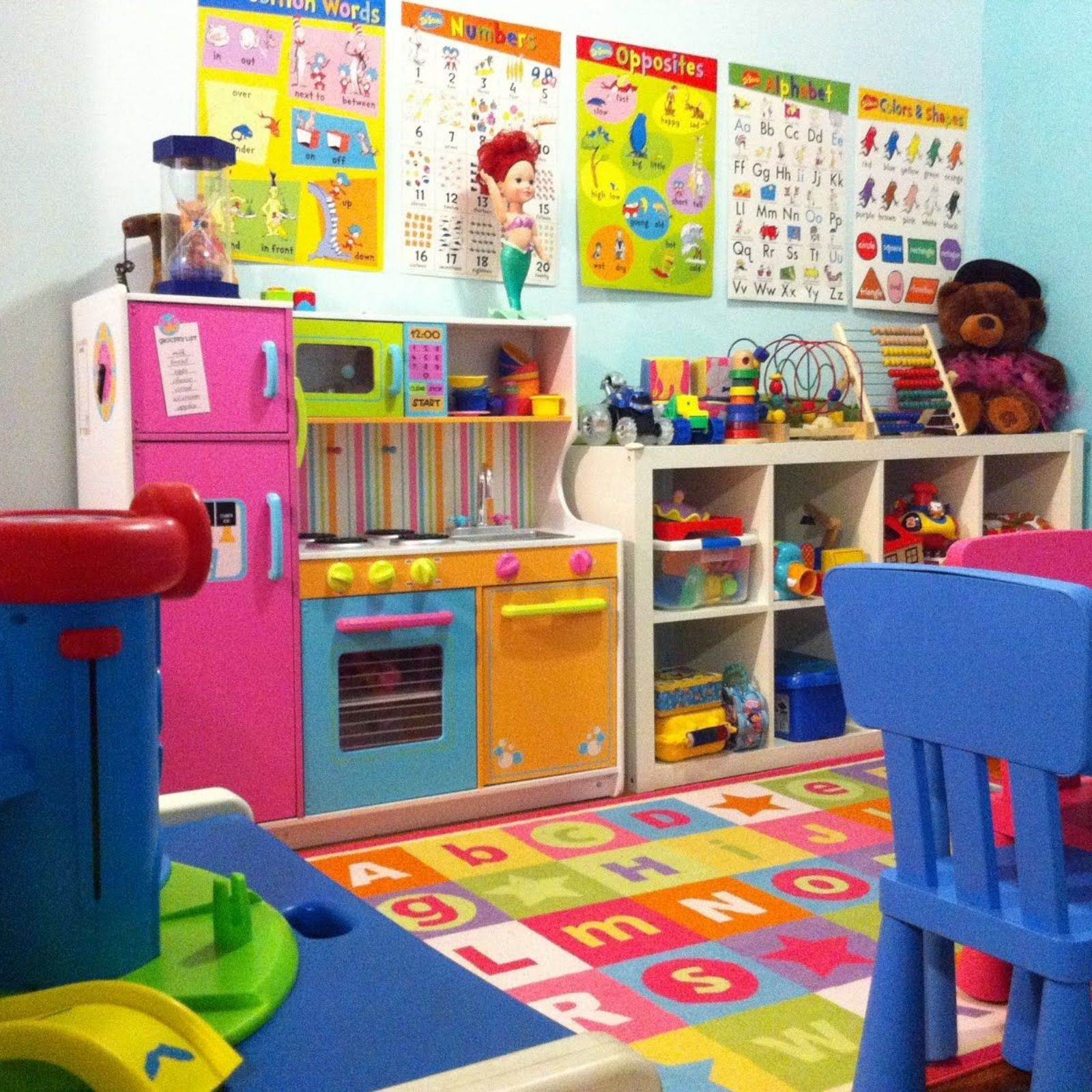 Pin By Tamesha On TeeTee's Daycare Designs (With Images
