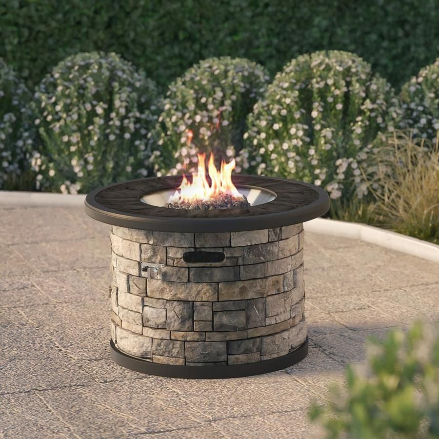 Product Image 2 Fire table, Outdoor solutions, Gas fire