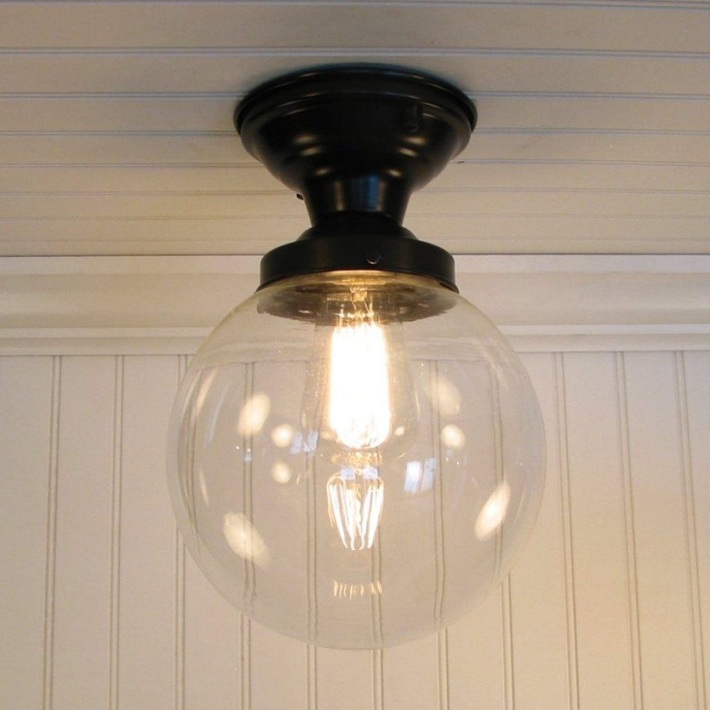 Flush Mount Ceiling Lights With Pull Chains