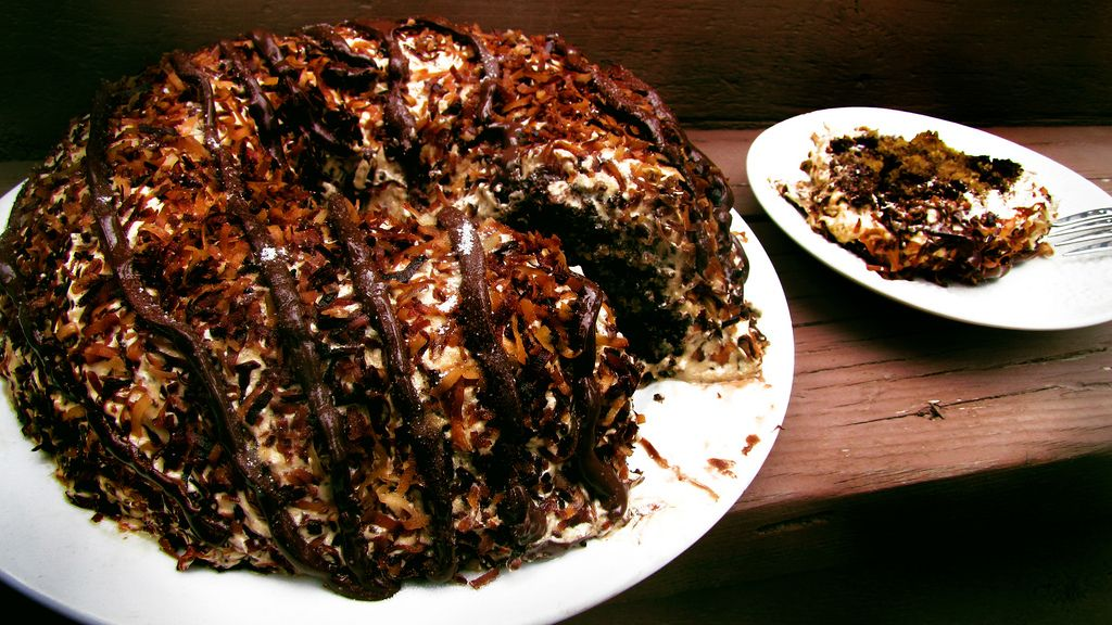 ZANE! Bundt cake