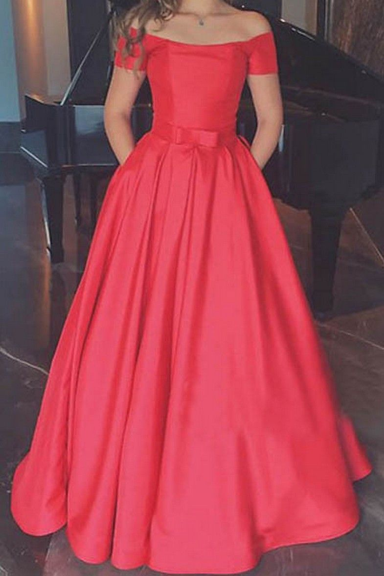 Long Prom Dresses for Teens Check more at https://fashionetter.com ...