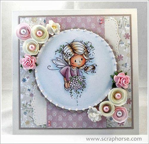 wee flower fairy