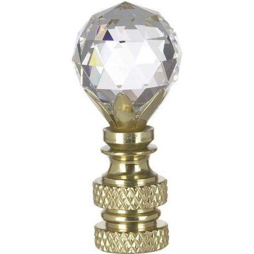 Swarovski Crystal Ball Lamp Shade Finial Lamp Shades Crystal Ball