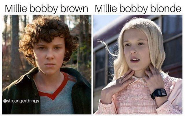 Stranger Things Memes² – Bobby Brown Or Bobby Blonde