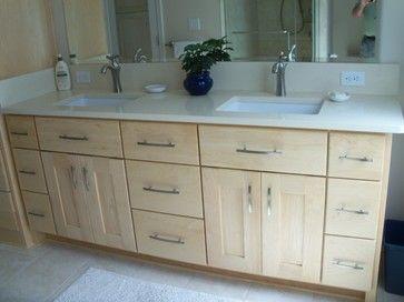 7 Foot Vanity Storage Options Bath Remodel Master Bath Vanity Bath Renovation