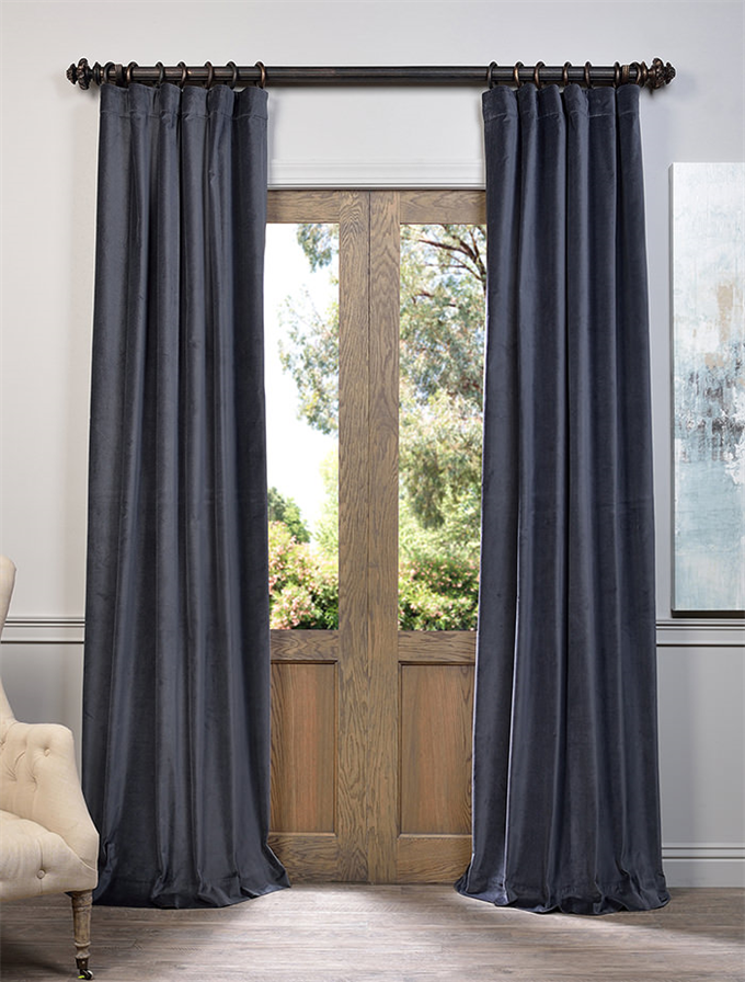 Features Material Linen Lined Curtain Panel Can Be Hung Using The Back Tabs Or Pole Pocket With Hook Belt