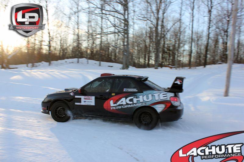 Too Cool Racing / Lachute Performance / Subaru Rally Car