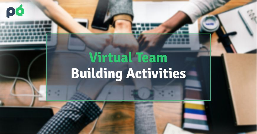 Virtual Team Building Activities For Your Remote Team Team Building Activities Team Building Activities