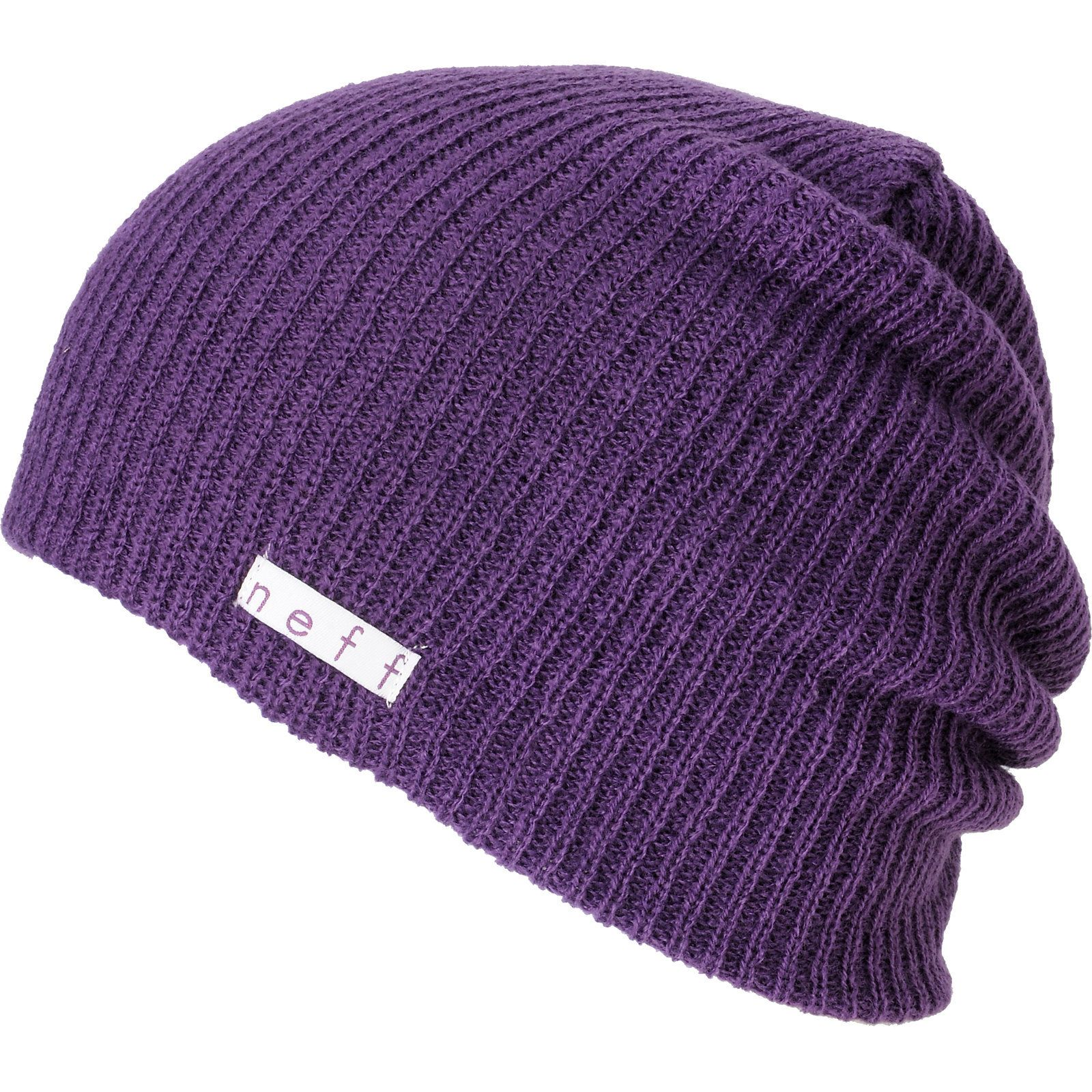 Neff Daily Slouch beanie for cool nights and fun times in the heather  purple and black colorway. Description from pinterest.com. bd6c594aa