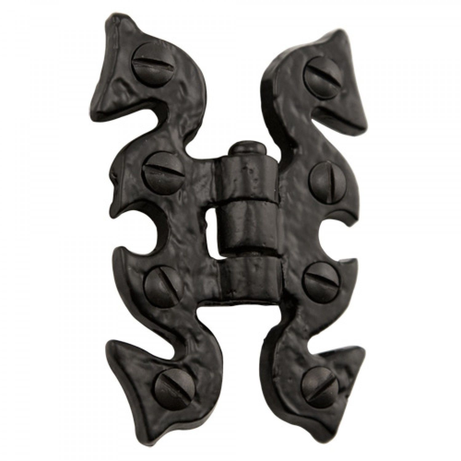 Hand Forged Iron Butterfly Hinge   Cabinet And Drawer Hardware   Hardware