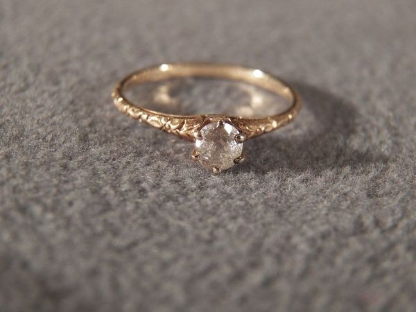 Antique and VintageInspired Engagement Rings Under 2500 Indian