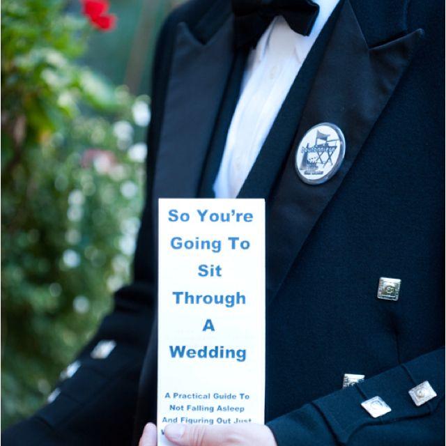 Best 25 Funny Wedding Programs Ideas On Pinterest Funny