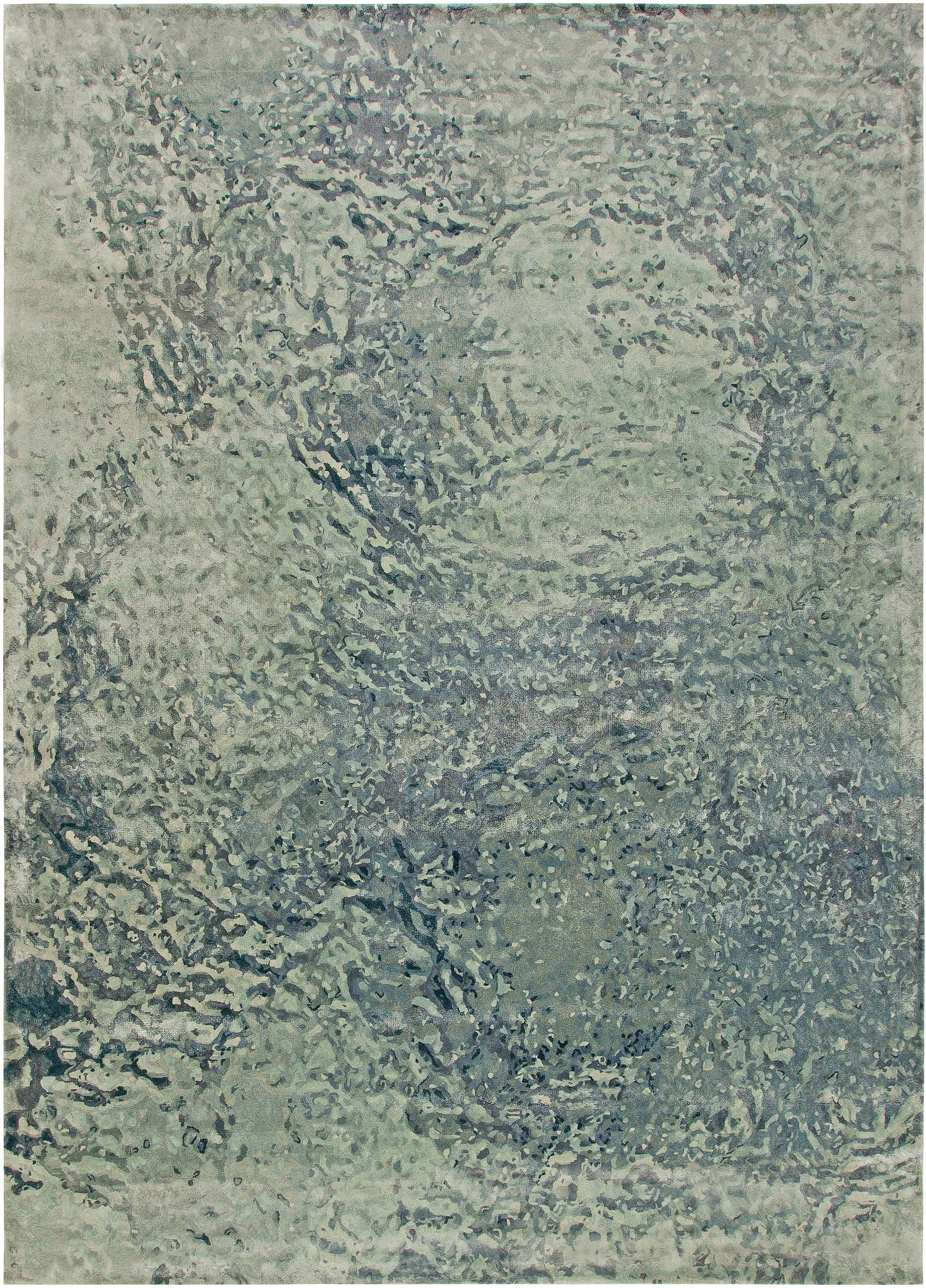 Water Design Rug Ii Contemporary Rugs Modern Interior Decor