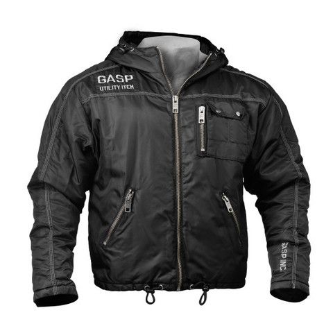 GASP Utility Nylon Jacket - $99