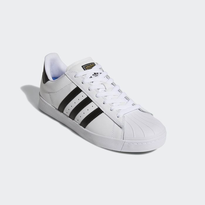 hot sale online fe17f 17c1e adidas Superstar Vulc ADV Shoes | Products | Adidas sneakers ...